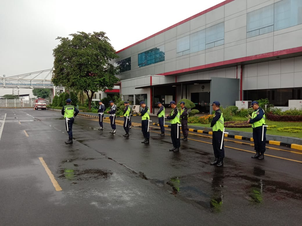 Penyedia Jasa Pengamanan Jawa Tengah